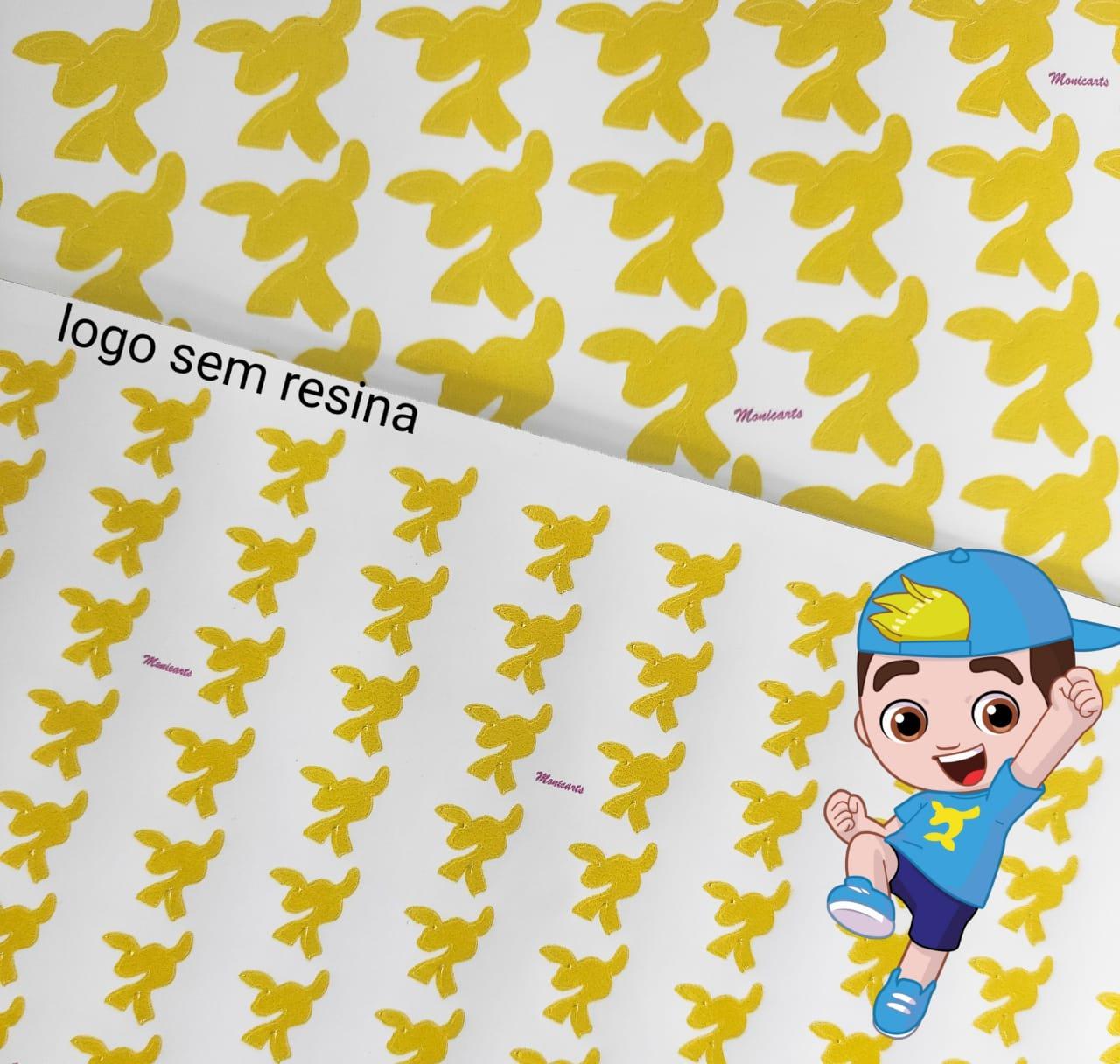 Cód. 517 - Logo boneco Luccas Neto