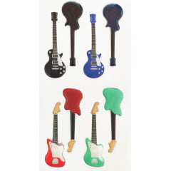 Guitarras Resinadas